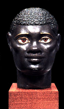 HEAD OF A NUBIAN
