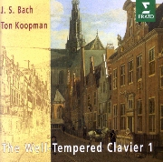 bach well tempered clavier