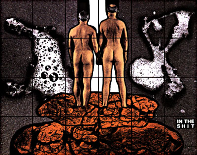 Gilbert & George: In the Shit, 1996