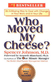 Who Moved My Cheese de Spencer Johnson