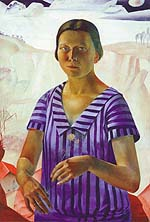 L. Slendzinski: Portrait Helen Dobrowolskiej, 1926, kat. 246 • Photo courtesy of Leopold Museum  •