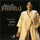Arias For Farinelli : Vivica Genaux