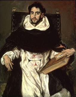El Greco: Fray Hortensio Felix Paravicino, 1609 • Oil on canvas  • Photo courtesy of The Metropolitan Museum of Art   •