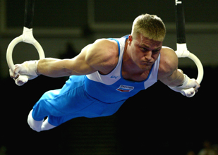 Photo courtesy of USA Gymnastics