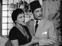 Shadia as Salwa and Choukri Sahran as Imâm in A Woman's Youth / Chabab Imraa, Salah Abou Seif, Egypt, 1956; 126m. Photo courtesy of Film Society of Lincoln Center  •