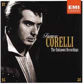 Franco Corelli: The unknown recordings