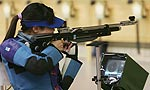 Olympics Athens 2004 Li Du, Air Rifle