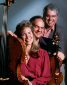 Kalichstein-Laredo-Robinson Trio • Photo courtesy of Kennedy Center for the Performing Arts