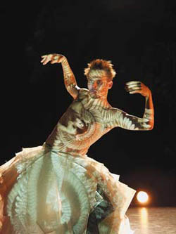 <EM>Hunt</EM>Photo: Marita LiuliaPhoto courtesy of DANCE 2004