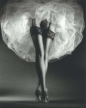 Horst P. Horst<EM>Round the Clock I, </EM>1987 Courtesy H.P. Horst Estate, Volker Diehl Gallery, Berlin Photo courtesy of Fourth International Festival, Moscow