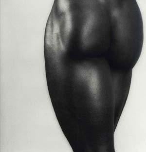 Robert Mapplethorpe: <EM>Derrick Cross, </EM>1983gelatin silver printedition of 10paper: 16 x 20 inches (40.6 x 50.8 cm)
