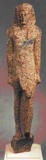Alexander the Great as a PharaohPhoto courtesy of Städelsches Kunstinstitut und Städtische Galerie