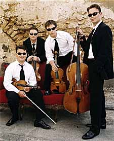 The Jerusalem String Quartet