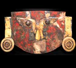 Sican Lord's mask