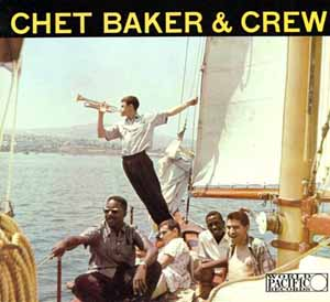 William Claxton, album cover for Chet Baker & Crew (World Pacific Records, 1956)©William Claxton; courtesy Demont Photo ManagementPhoto courtesy of Orange County Museum
