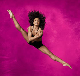 Linda Celeste SimsPhoto courtesy of Alvin Ailey American Dance Theater