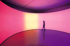 Olafur Eliasson<EM>360° room for all colours</EM>, 2002Installation view Private collection