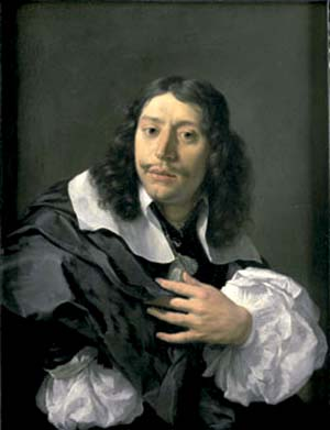 Karel du Jardin: <EM>Self-portrait</EM>, 1662oil on copper28.5 x 22.0 cmRijksmuseum, AmsterdamPhoto courtesy of Rijksmuseum