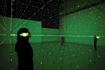 Erwin Redl: <EM>Matrix II</EM> (installation view), 2000/05Photo courtesy of Museum of Contemporary Art San Diego