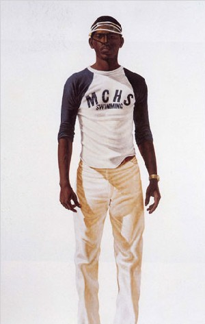 "Barkley L. Hendricks: <EM>Tuff Tony</EM>"" (1978)Photo courtesy of Nasher Museum of Art"
