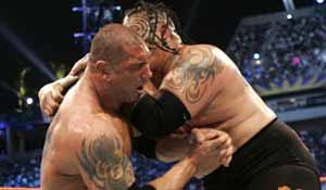 WWE: Wrestlemania XXIVPhoto courtesy of WWE