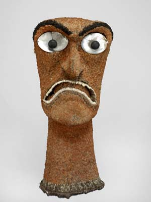 Effigie en plumes© London, British MuseumPhoto courtesy of Musée du quai Branly
