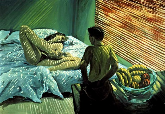 Eric Fischl: Bad boy