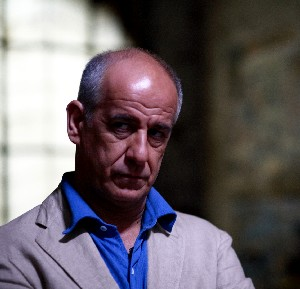 Toni Servillo as Franco in <EM>Gomorrah / Gomorra</EM>Directed by Matteo Garrone, Italy, 2008; 137mPhoto Credit: Mario Spada / IFC Films / Film Society of Lincoln Center
