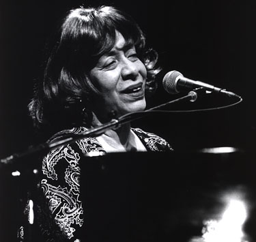 Shirley Horn photograph/picture