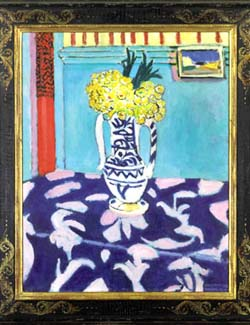Henri Matisse (1869-1954): <EM>Les coucous, tapis bleu et rose,</EM> 1911Estimate €12,000,000 - 18,000,000Photo courtesy of Christie's France