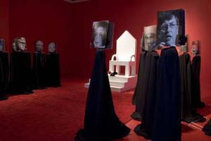 © Leopoldo Maler:<EM> Hall of Fame- Infame</EM>, 2005Photo courtesy of Puerto Rico Museum of Contemporary Art