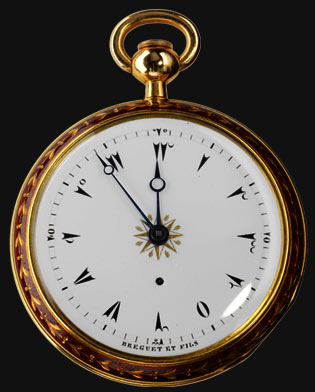 <P>Breguet: Turkish WatchPhoto courtesy of Musée du Louvre:</P>