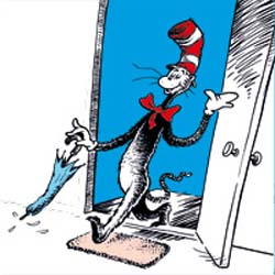 <P>Dr Seuss's The Cat in the HatPhoto courtesy of Young Vic </P> • <P> </P>