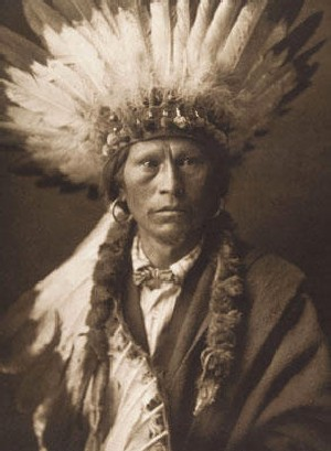 Edward S. Curtis: Chief Garfield – Jicarilla Photo courtesy of Amon Carter Museum