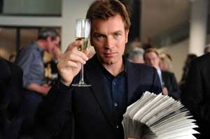 Ewan McGregor in <EM>The Ghost Writer </EM>