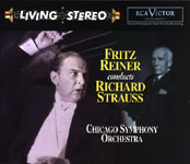 Fritz Reiner / Richard Strauss
