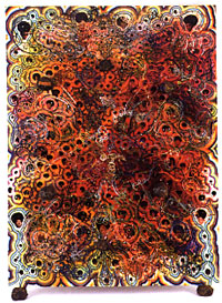 chris ofili afrodizzia Chris ofili's the caged bird's song painting made tapestry is one of the ・・・ afrodizzia by chris ofili #chrisofili http:// ifttt/2fli5sw pictwitter.