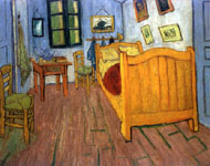 The Bedroom - Van Gogh (1888)