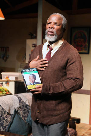 John Kani: <EM>Nothing but the Truth</EM>