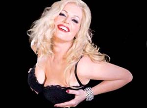 Eva-Maria Westbroek as Anna Nicole