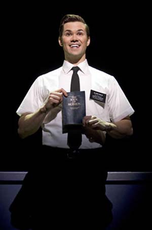 <EM>The Book of Mormon</EM>Photo: Joan Marcus