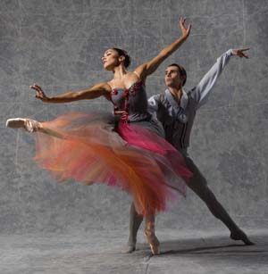 Jeanette Delgado and Renato Penteado <EM>In the Night</EM>Photo © 2008 Lois Greenfeld