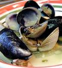 Shellfish (or Mussels) Stock - click here for the story