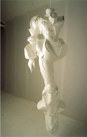 <EM>Cyborg W4,</EM> 1998Collection: Artsonje Center, SeoulCourtesy: Studio Lee BulPhoto: Yoon Hyung-moon