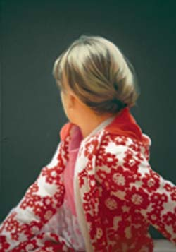 Gerhard Richter: <EM>Betty</EM>, 1988Oil on canvas, 102x72cmSaint-Louis Art Museum Gerhard Richter 2012© Gerhard Richter 2012