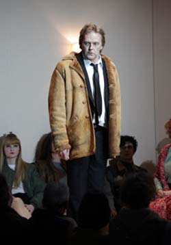 John Graham-Hall as Peter Grimes