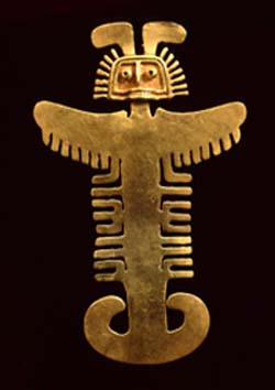 Sacred Gold: Pre-Hispanic Art of Colombia