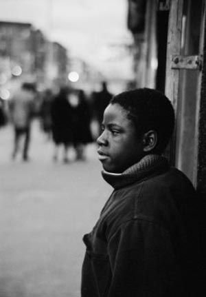 Gordon Parks: <EM>Untitled</EM> (Harlem, New York), 1967.Copyright and Courtesy The Gordon Parks Foundation