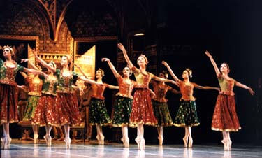 Paris Opera Ballet - The Bayadere