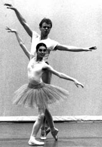 Aurore Cordellier and partner